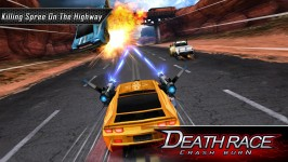 Death Race Crash Burn screenshot