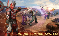Evolution Battle for Utopia screenshot