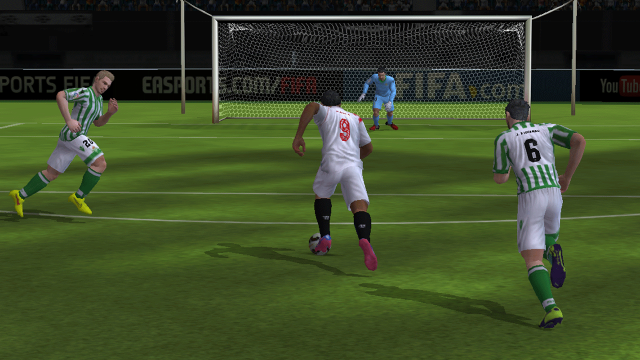 FIFA 15 Ultimate Team screenshot