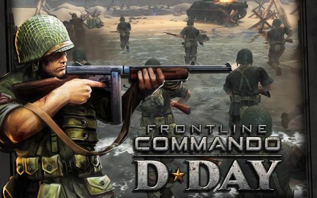 FRONTLINE COMMANDO D-DAY screenshot