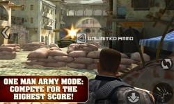 FRONTLINE COMMANDO screenshot