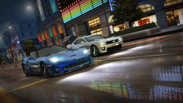 Fast & Furious 6 The Game screenshot