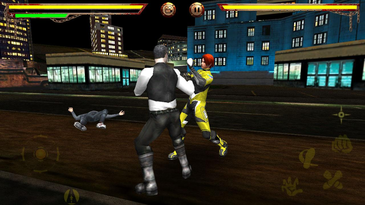 Fighting Tiger Liberal screenshot