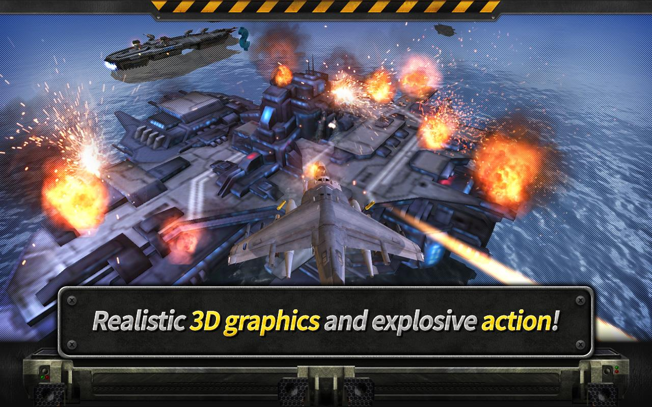 GUNSHIP BATTLE Helicopter 3D screenshot