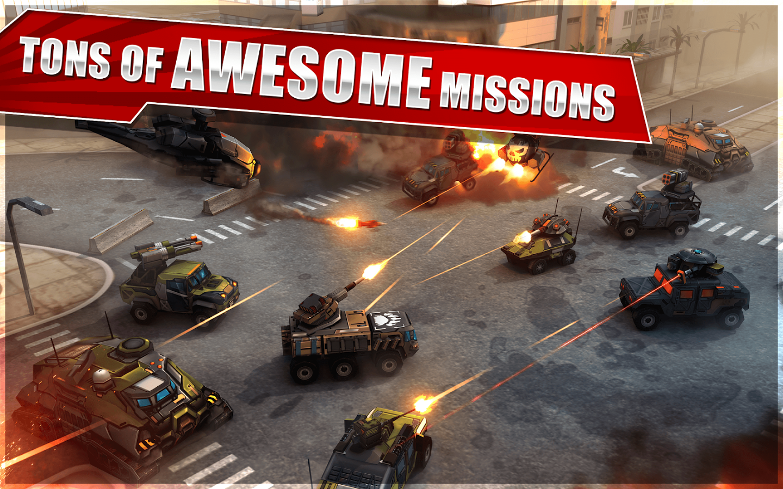 Global Assault screenshot