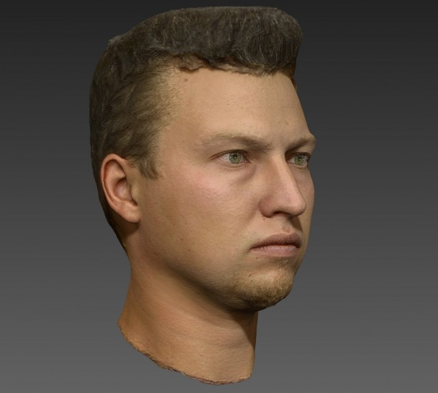Head-3d-free-Scan