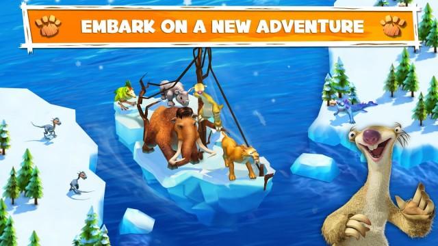 Ice Age Adventures screenshot