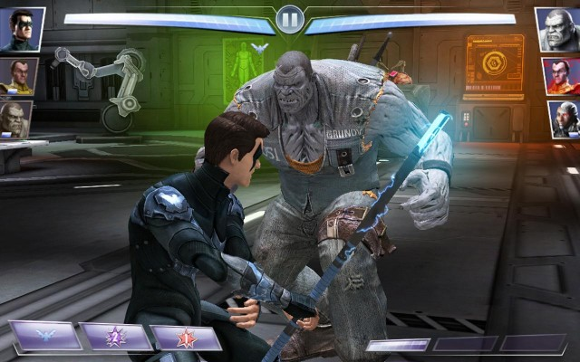 Injustice Gods Among Us screenshot