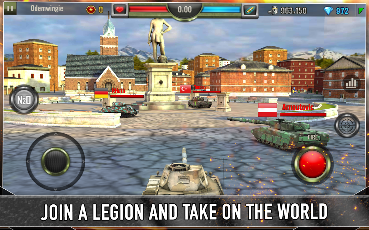 Iron Force screenshot