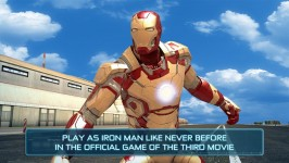Iron Man 3 The Official Game screenshot