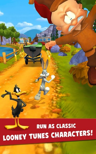 Looney Tunes Dash! screenshot