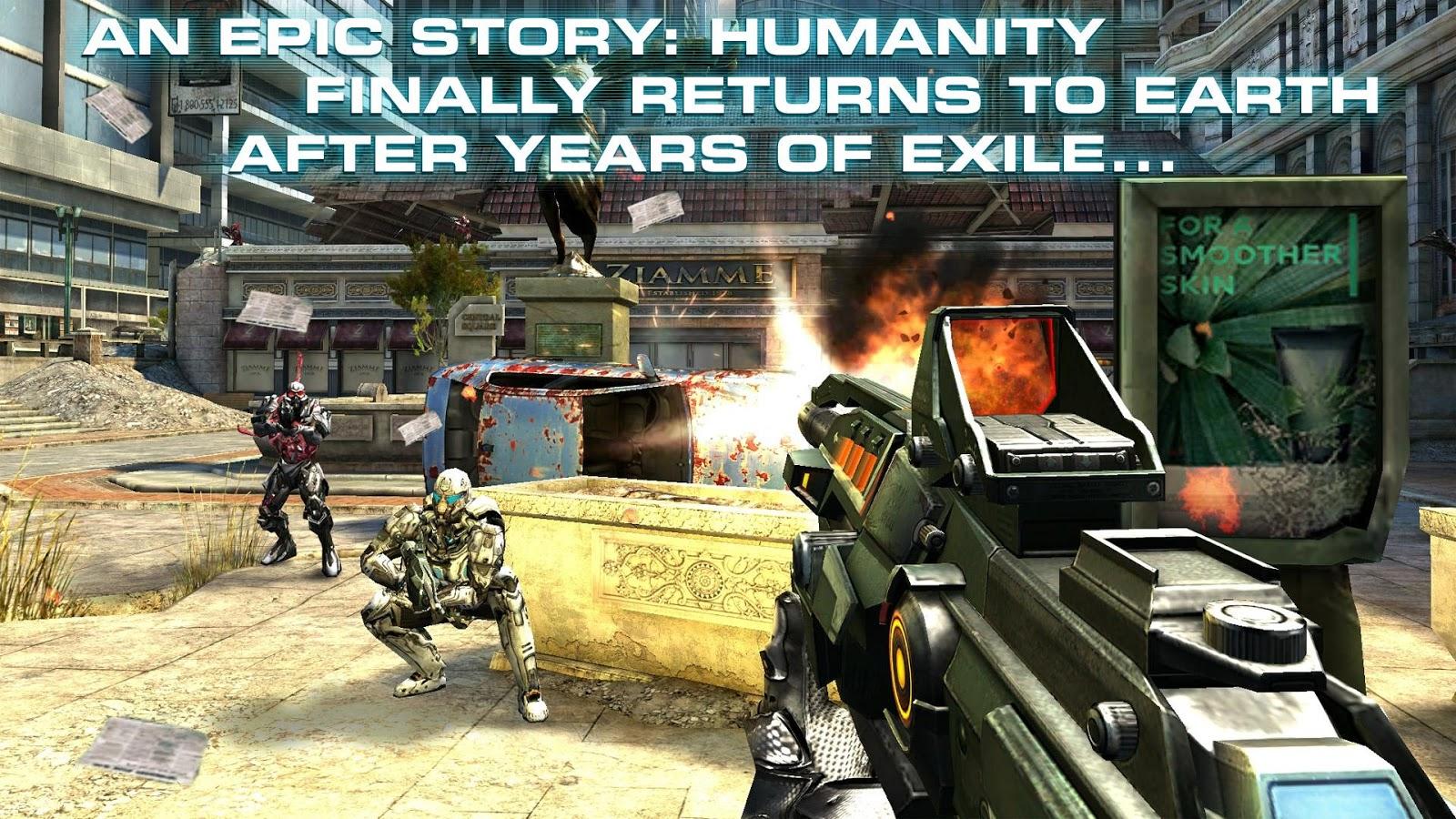 N.O.V.A. 3 Freedom Edition screenshot