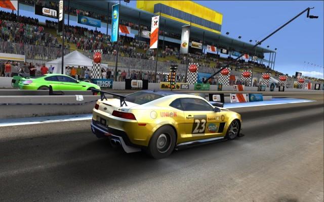 Nitro Nation Racing screenshot