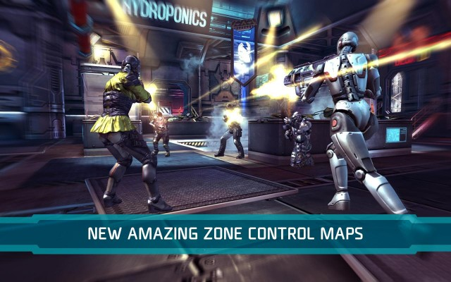 SHADOWGUN DeadZone screenshot