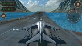 Sea Harrier Flight Simulator screenshot