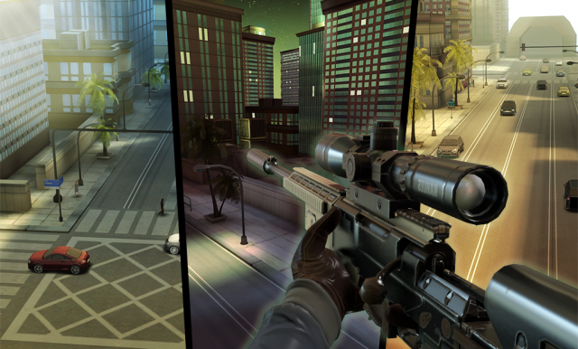 Sniper 3D Assassin Free Games screenshot