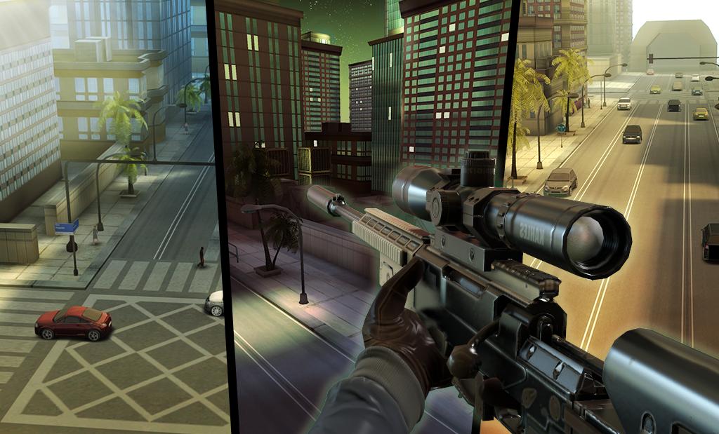 Sniper 3D Assassin Free Games screenshot