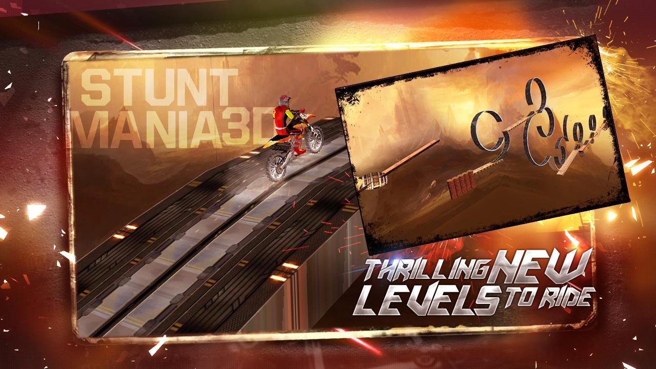 Stunt Mania 3D screenshot