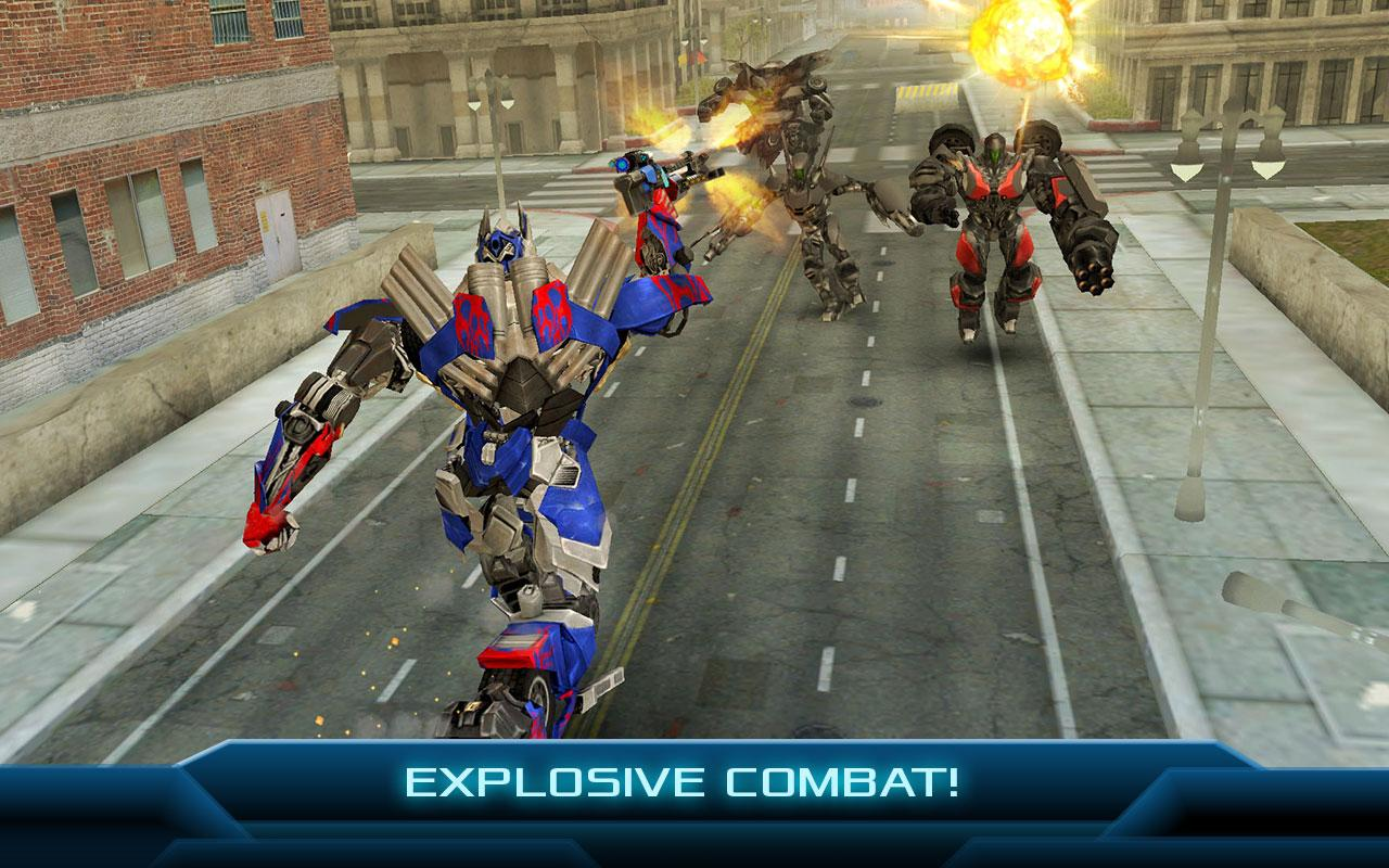 TRANSFORMERS AGE OF EXTINCTION screenshot