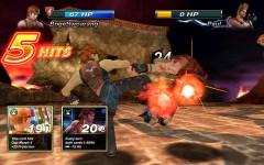 Tekken Card Tournament (CCG) screenshot