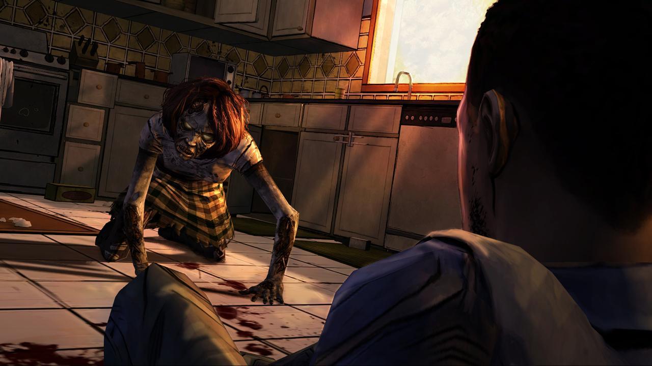 The Walking Dead Season One screenshot