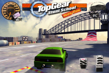 Top Gear Stunt School SSR screenshot