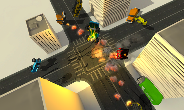 Traffic Buster screenshot