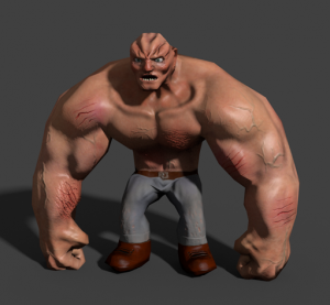 Big-Guy-free-3d-animated-models