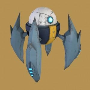 Bot-free-3d-animated-model