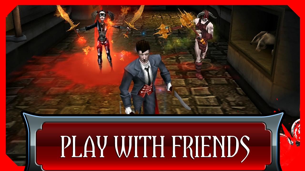 Dark Legends screenshot