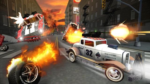 Death Tour Racing Action Game screenshot