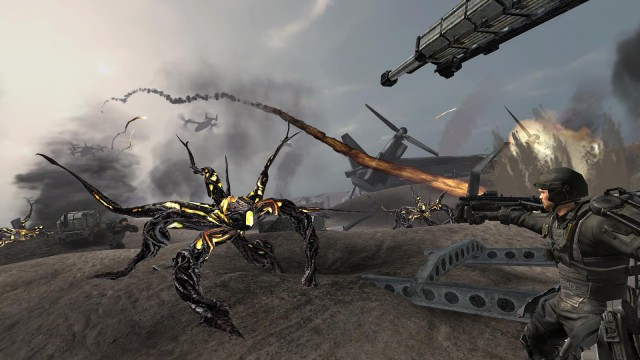 Edge of Tomorrow Game screenshot
