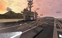 F18 Carrier Landing II screenshot