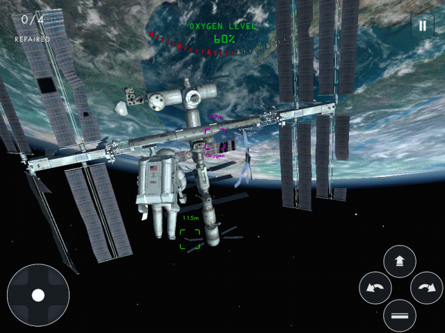 GRAVITY DON'T LET GO screenshot