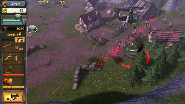 Hills of Glory 3D Free Europe screenshot