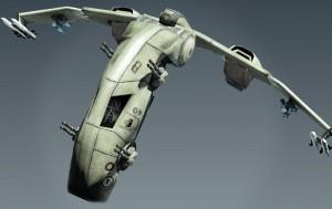 Jet-free-3d-animated-model