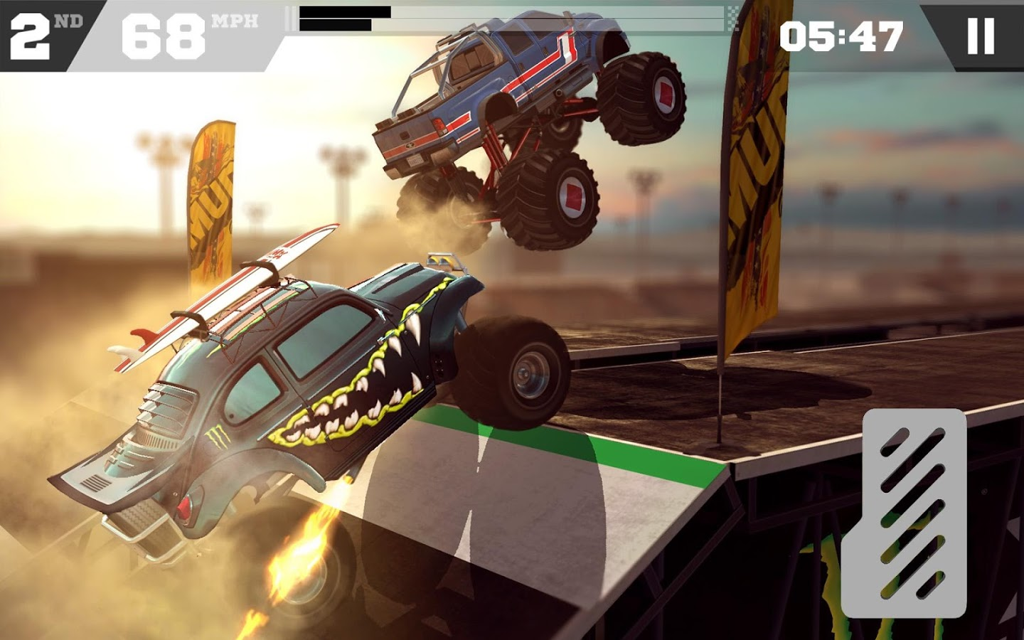 MMX Racing screenshot
