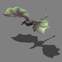 Wyvern-free-3d-animated-models