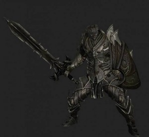 infinity-blade-2-Black-Knight-Animation-3d-model