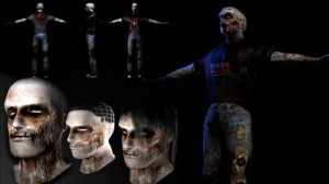 zombie-free-3d-animated-model