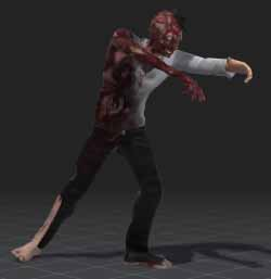 zombie-walk-3d-animation
