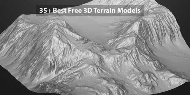 35-best-free-3d-terrain-models