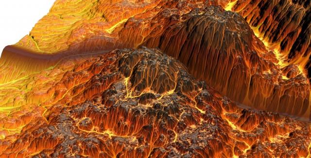 Inferno-Terrain-free-3d-model