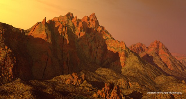 Mountain-High-Detaled-free-3d-model-vue