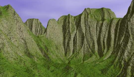 Mountain-Valley-free-3d-model-bryce