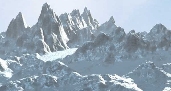 Snowy-Mountains-terrain-free-3d-model-max