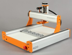 Stepcraft-2-CNC-3D-Printer