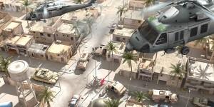 Arab-Town-War-Scenario