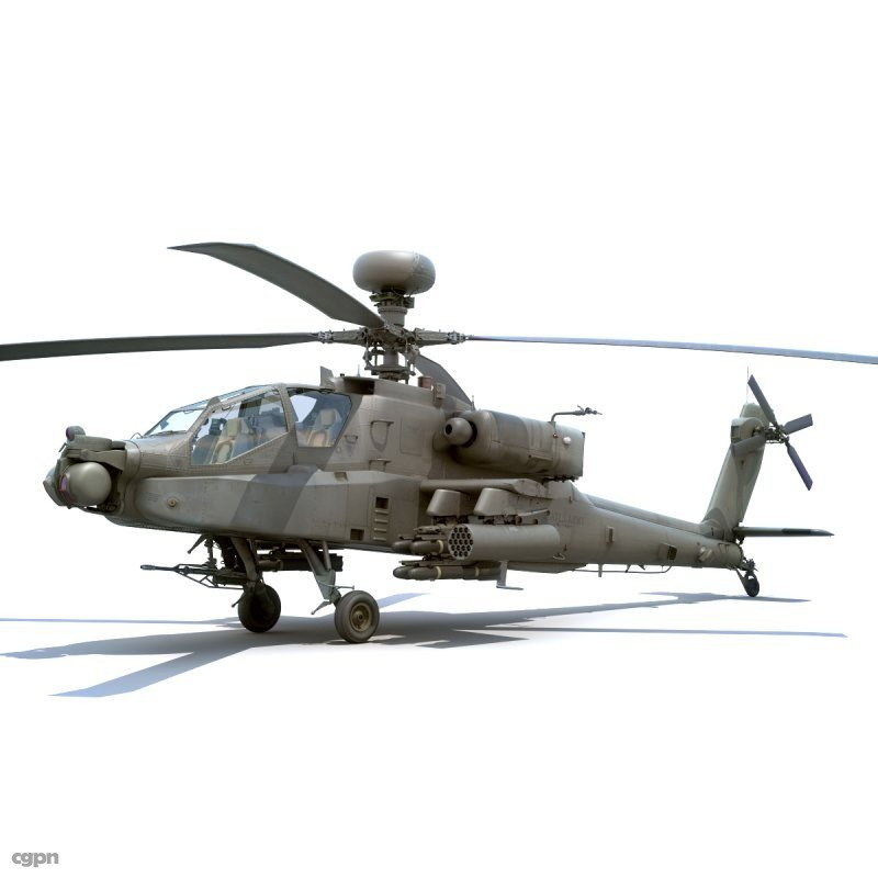 Boeing-AH-64D-Apache-Longbow-Helicopter-Cockpit-3d-model