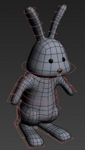 Bunny-Rigged-3ds-Max-free-3d-model